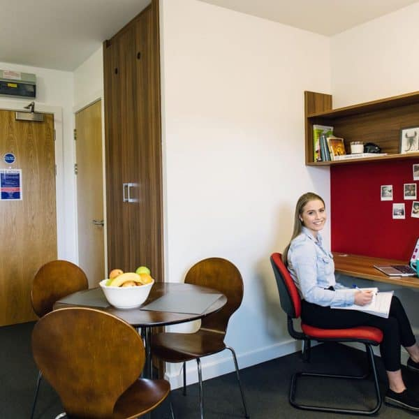 Glasgow North Central Residence Accommodation - Classic Studio