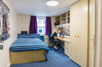 Glasgow Argyle Street Residence Accommodation - Classic En Suite