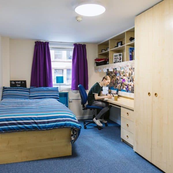 Glasgow Argyle Street Residence Accommodation - Classic En Suite