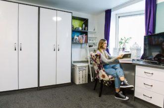 Leeds City Centre Residence Accommodation - Studio Flat