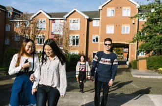 Liverpool Paddington Residence Accommodation - External