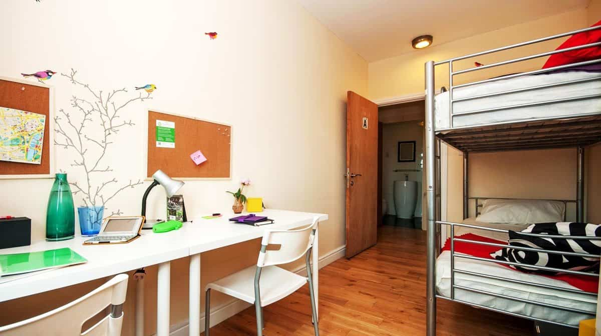 Bethnal Green residence accommodation - Shared Double Room