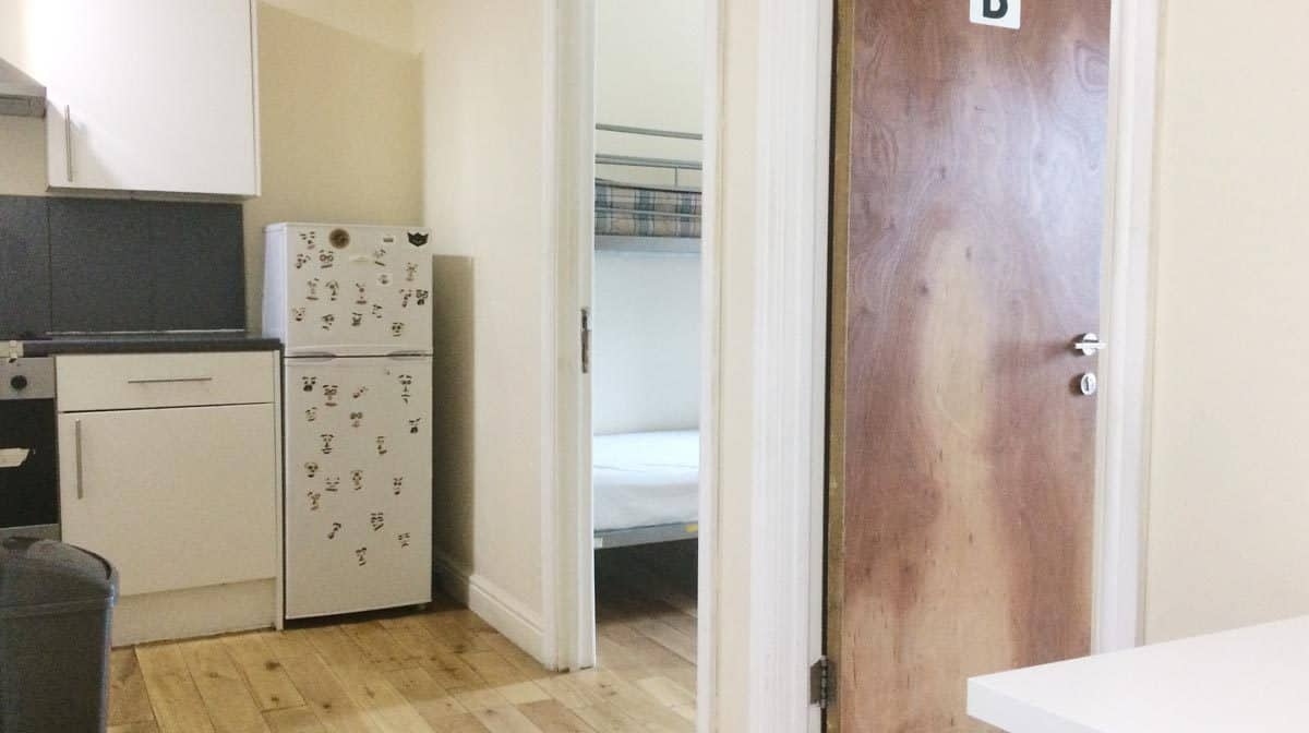 Bethnal Green residence accommodation - Twin Flat