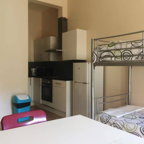 Bethnal Green residence accommodation - Quadruple Room