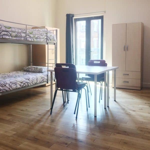 Bethnal Green residence accommodation - Quadruple Roomx