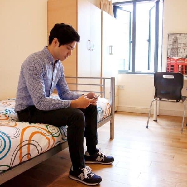 Bethnal Green residence accommodation - Single Room