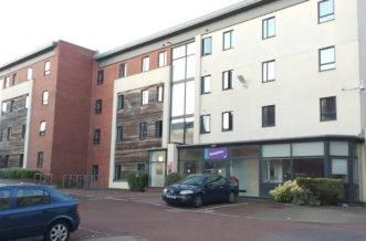 Liverpool Islington Residence Accommodation - External