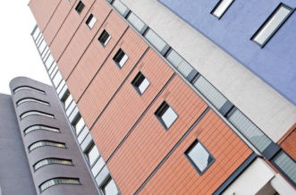 Leeds City Centre Residence Accommodation - External
