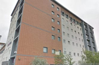 Glasgow North Central Residence Accommodation - External