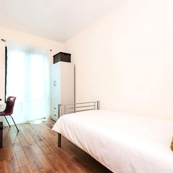 Bethnal Green residence accommodation - Single Room