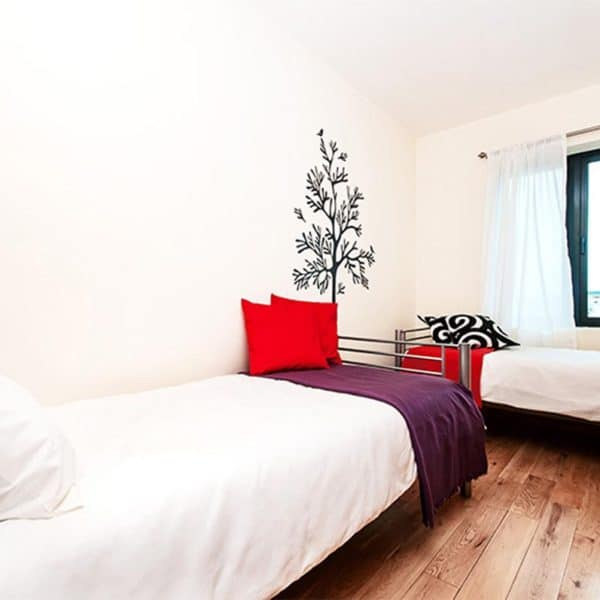 Bethnal Green residence accommodation - Twin Room