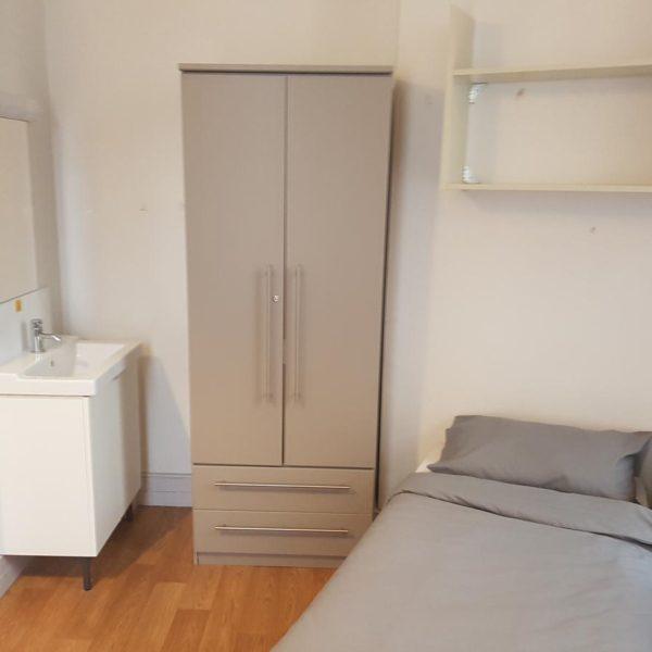 Gloucester Road Residence Accommodation - Dorm Room