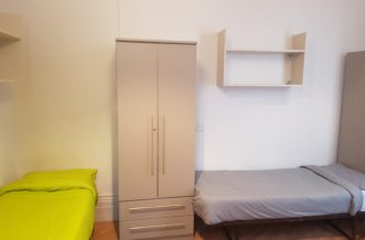 Gloucester Road Residence Accommodation - Dorm Room