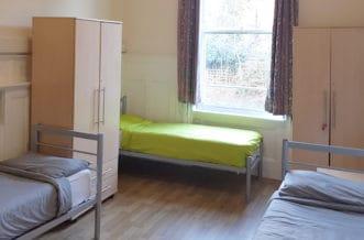 Belsize Park Residence Accommodation - Triple Room