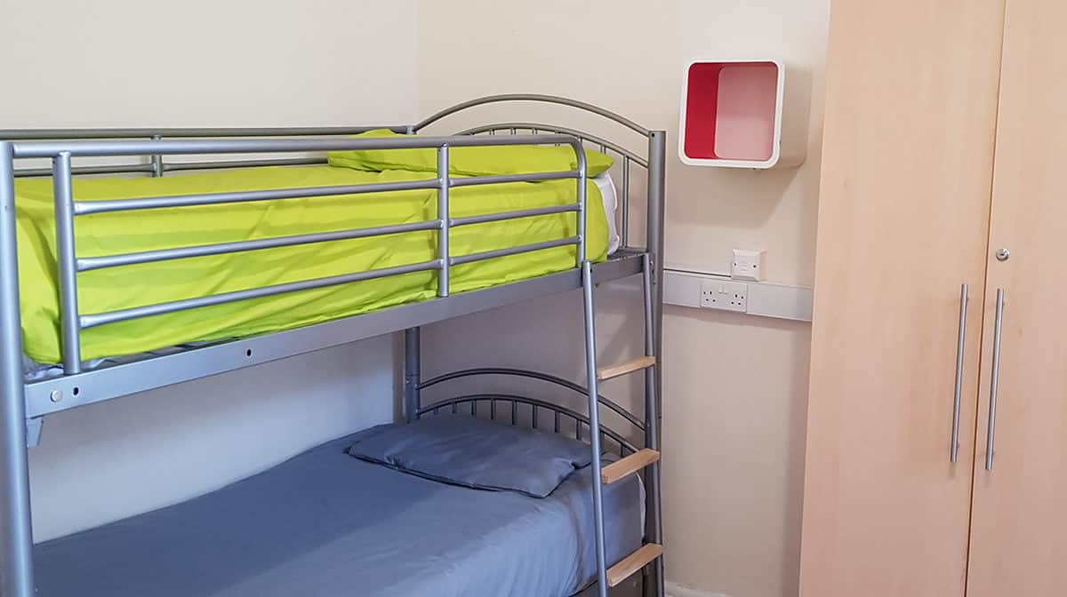 Belsize Park Residence Accommodation - Dorm Room