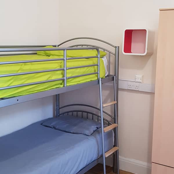 Belsize Park Residence Accommodation - Dorm Room