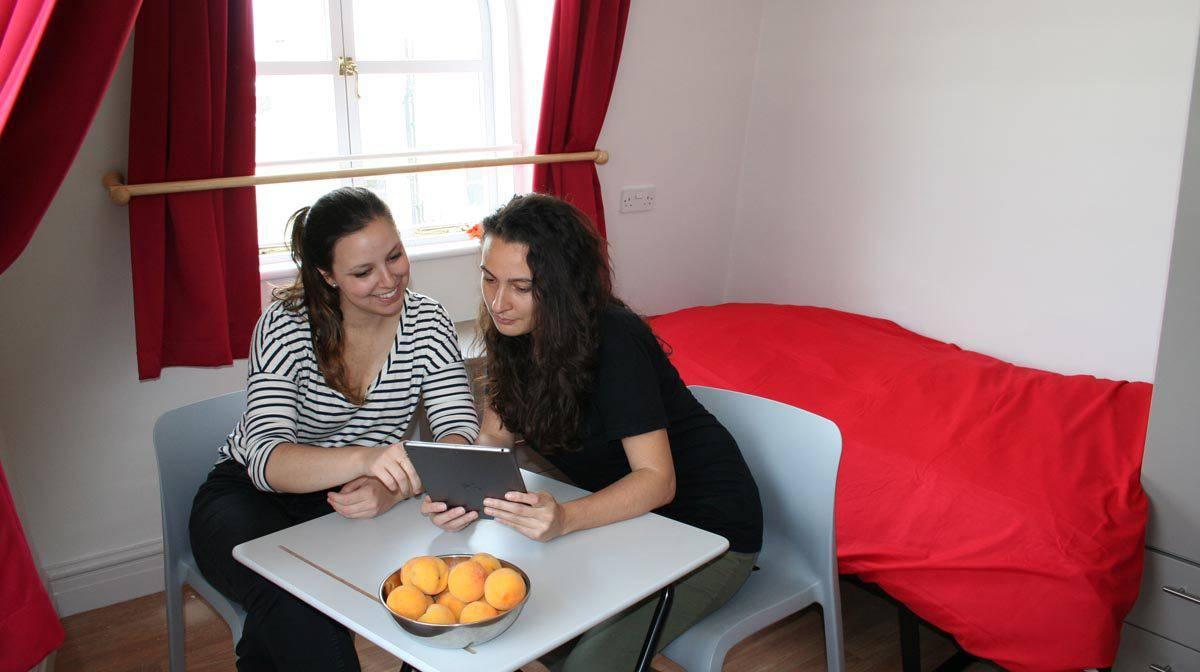 Gloucester Road Residence Accommodation - Single Room