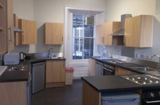 Gloucester Road Residence Accommodation - Kitchen