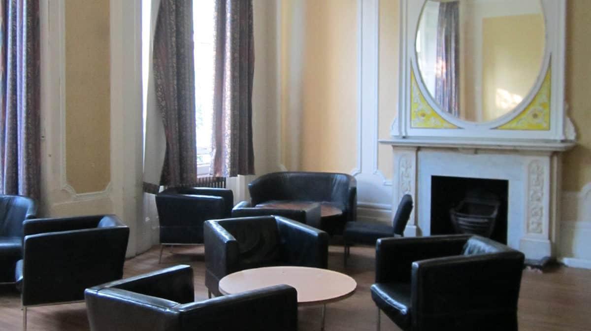 Belsize Park Residence Accommodation - Lounge Area