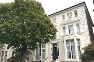 Belsize Park Residence Accommodation - External