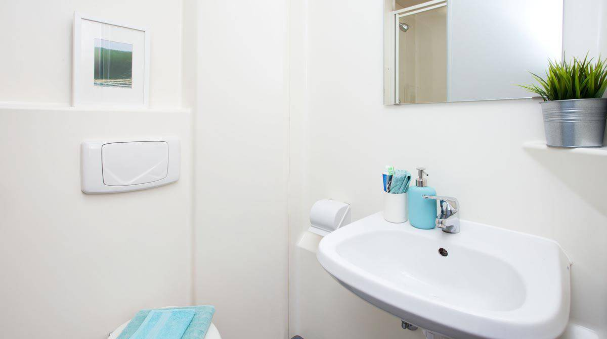 Denmark Hill Residence Accommodation - Bathroom