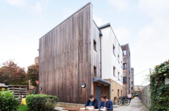 Denmark Hill Residence Accommodation - External