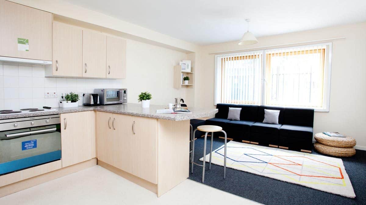 Denmark Hill Residence Accommodation - Kitchen
