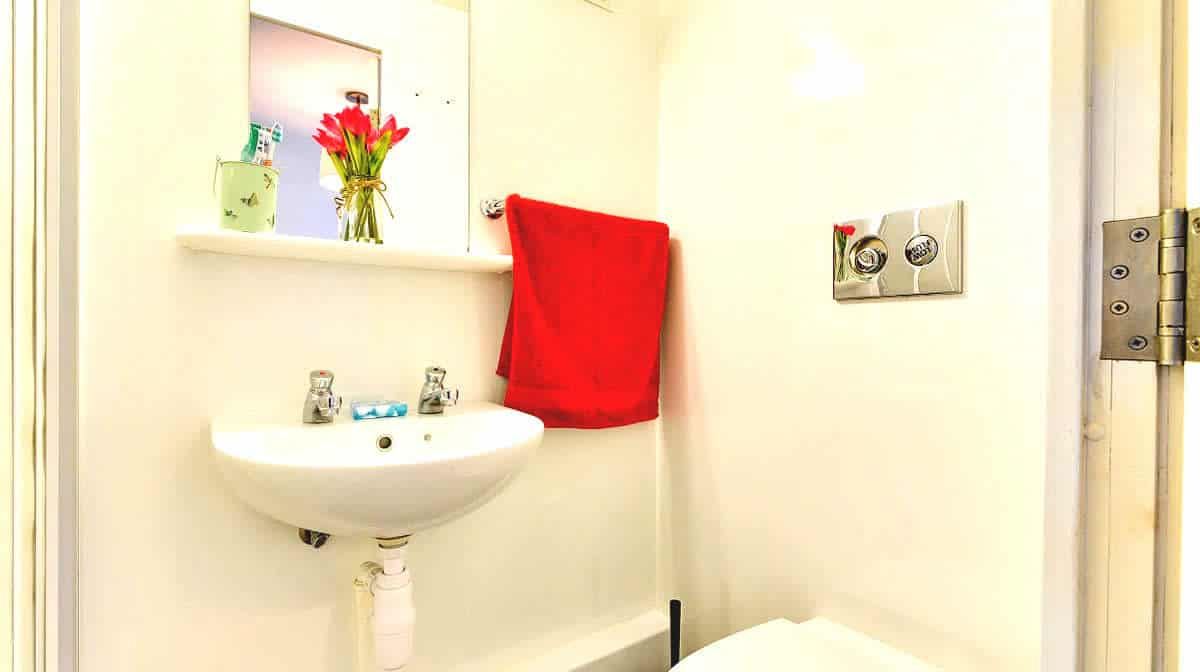 Holloway Road Residence Accommodation - Bathroom