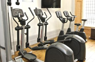Bayswater Residence Accommodation - Gym