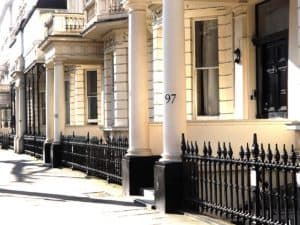 South Kensington Residence Accommodation - External