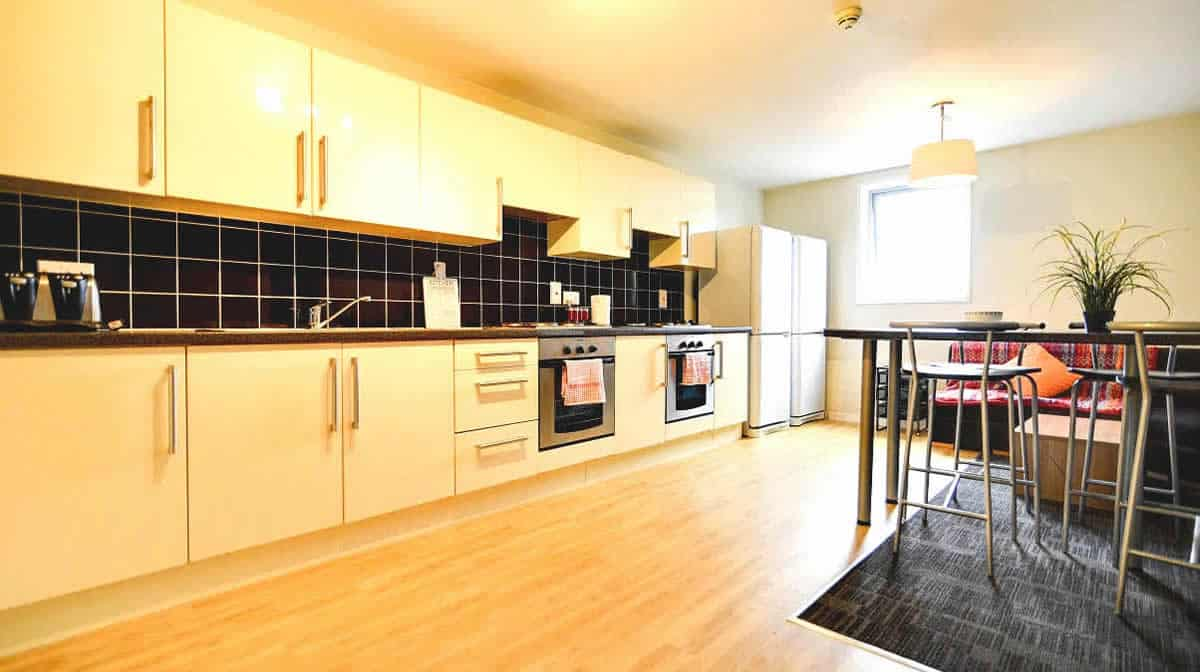 Archway Residence Accommodation - Kitchen