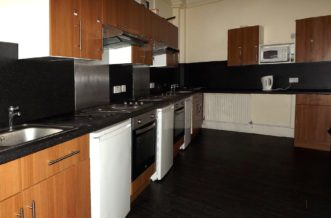 South Kensington Residence Accommodation - Kitchen