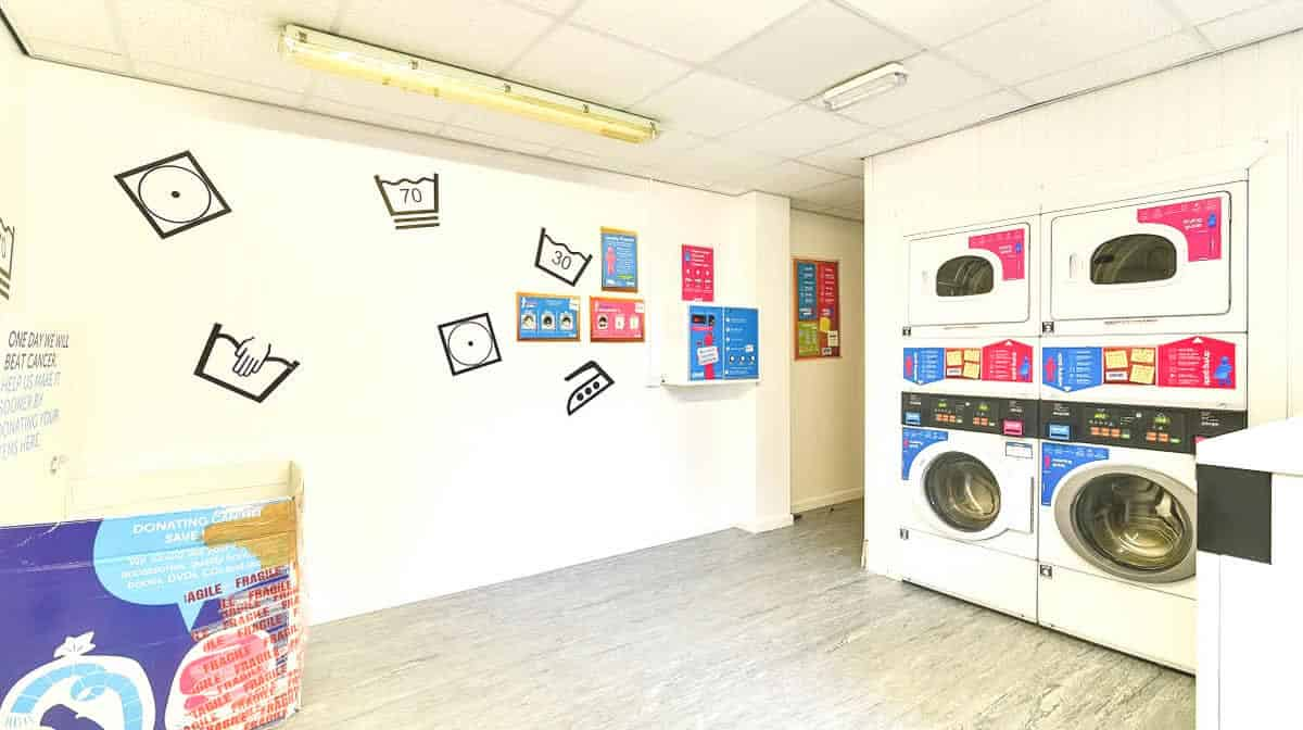 Archway Residence Accommodation - Laundry Room