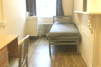Bayswater Residence Accommodation - Single Room