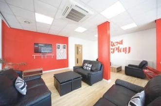 Holloway Road Residence Accommodation - Common Area