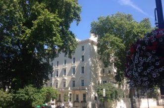 Pimlico Residence Accommodation - External