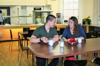Pimlico Residence Accommodation - Dining Room