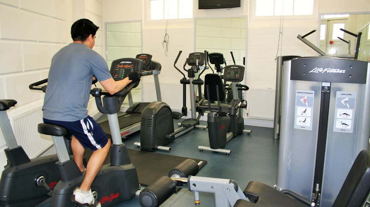 Pimlico Residence Accommodation - Gym