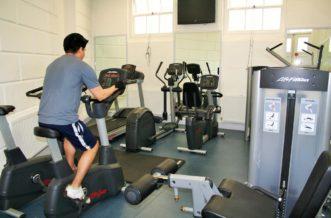 Pimlico Residence Accommodation - Gym