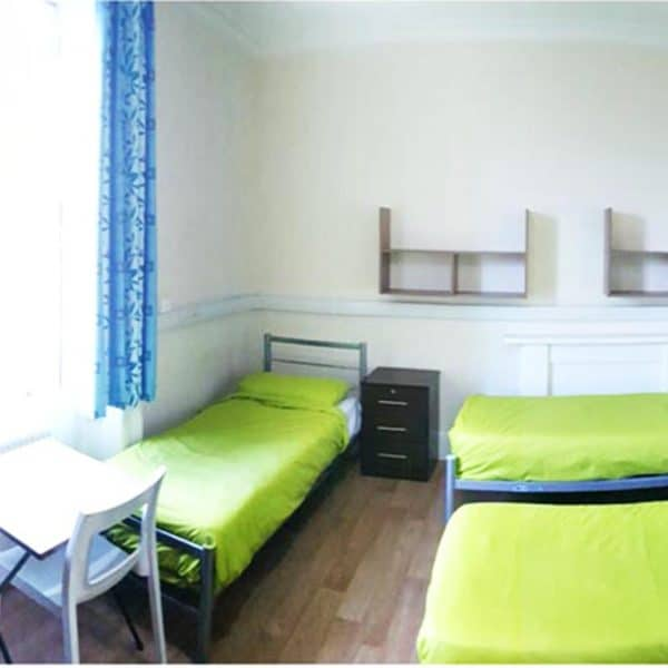 Pimlico Residence Accommodation - Triple Room