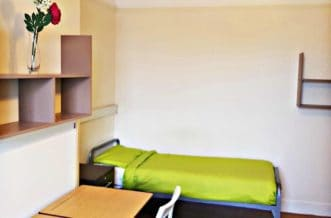Pimlico Residence Accommodation - Twin Room