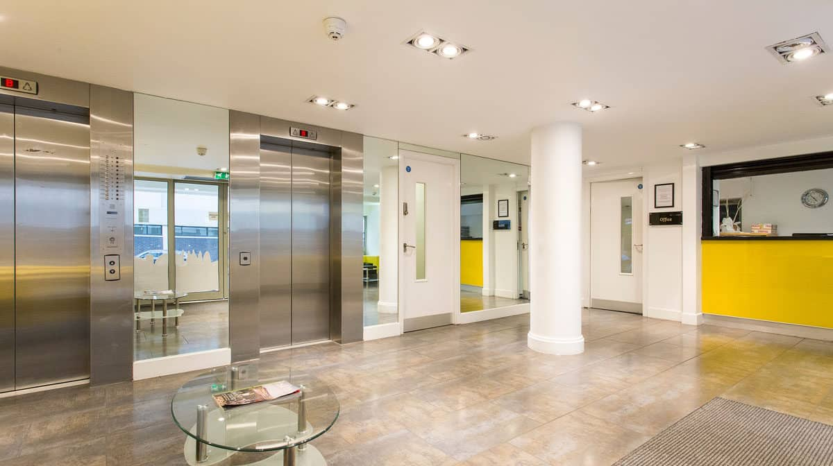 Chelsea Residence Accommodation - Reception