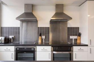 Chelsea Residence Accommodation - Kitchen Area