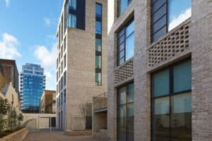 Vauxhall Residence Accommodation - External