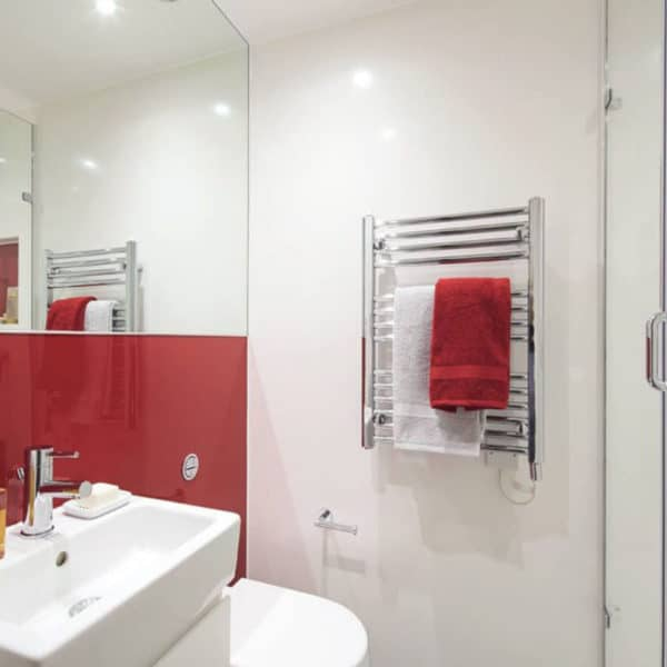 Vauxhall Residence Accommodation - En-suite Bathroom
