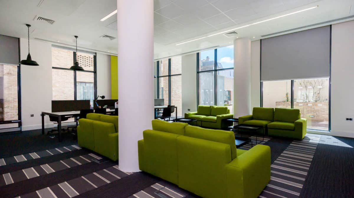 Vauxhall Residence Accommodation - Common Area