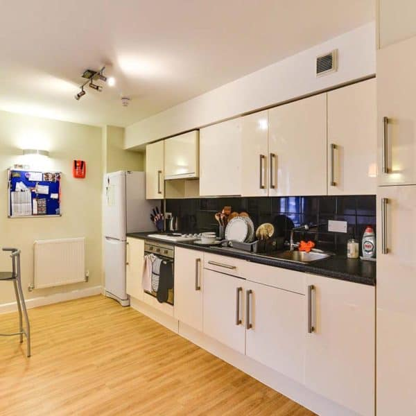 Kentish Town residence accommodation - Deluxe Kitchen