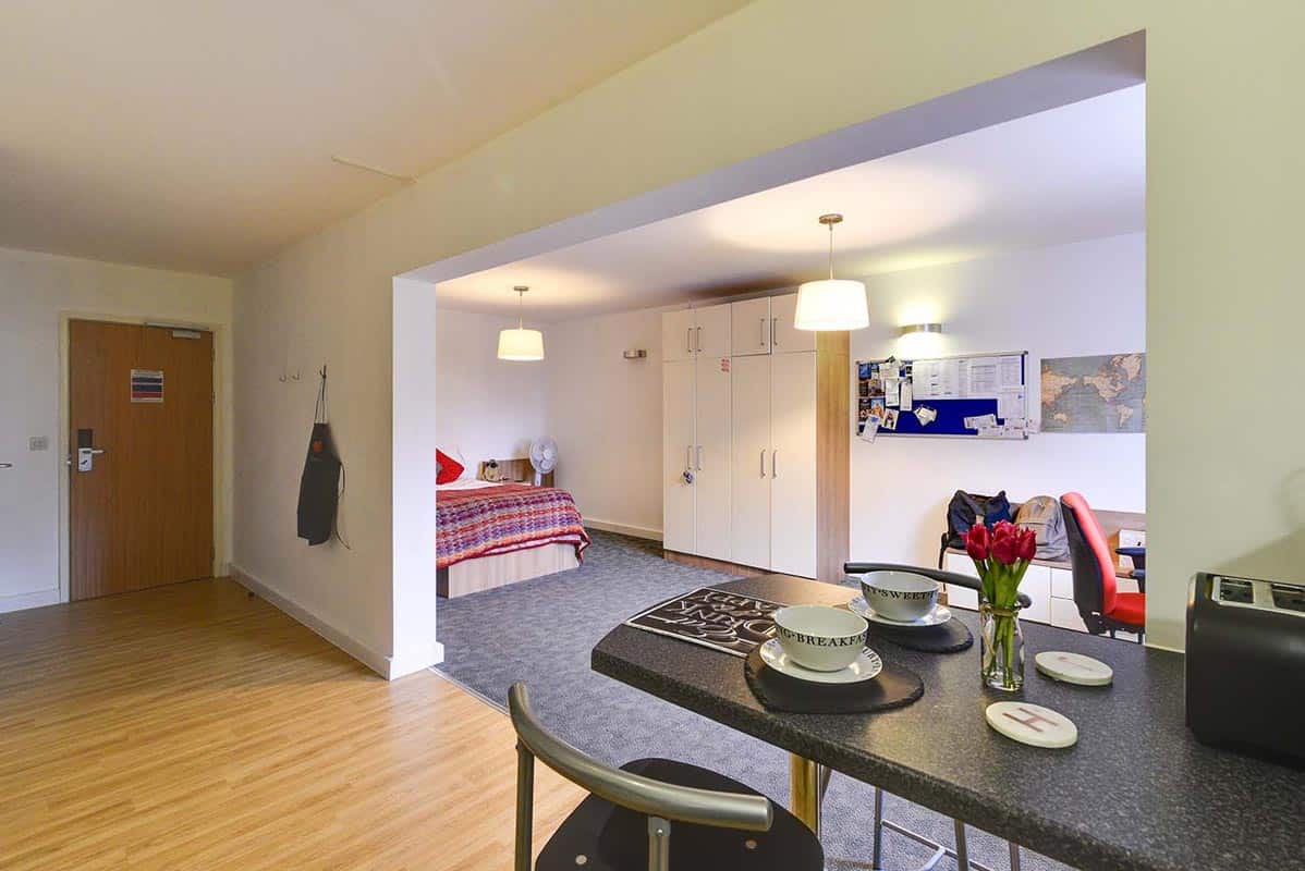 Kentish Town residence accommodation - Deluxe Studio