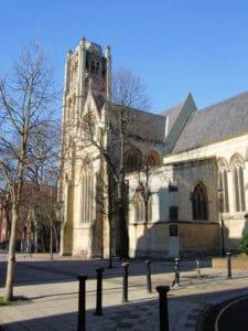 all saints church - notting hill