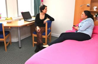 Southwark residence accommodation - Single En Suite Bedroom